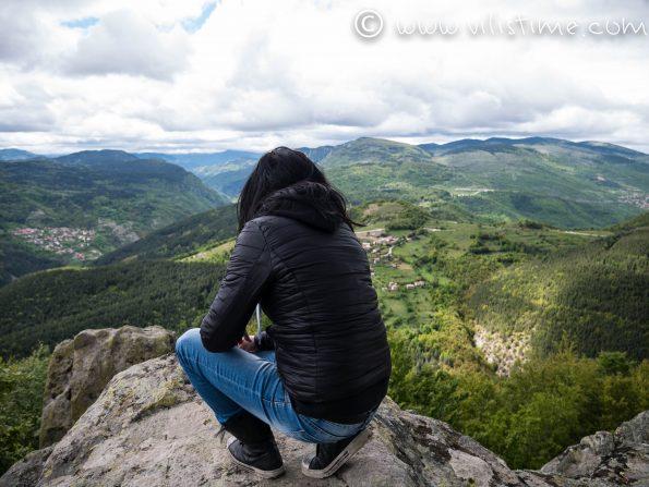 Гледка от Белинташ