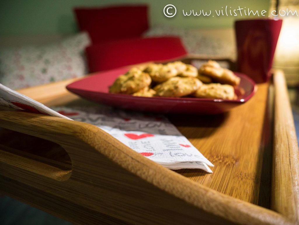 Безглутенови крекери с оризово брашно и семена