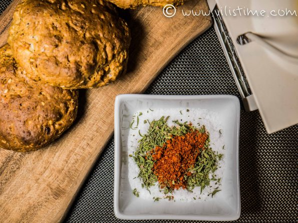 Содени лимецови питки с кефир и сирене