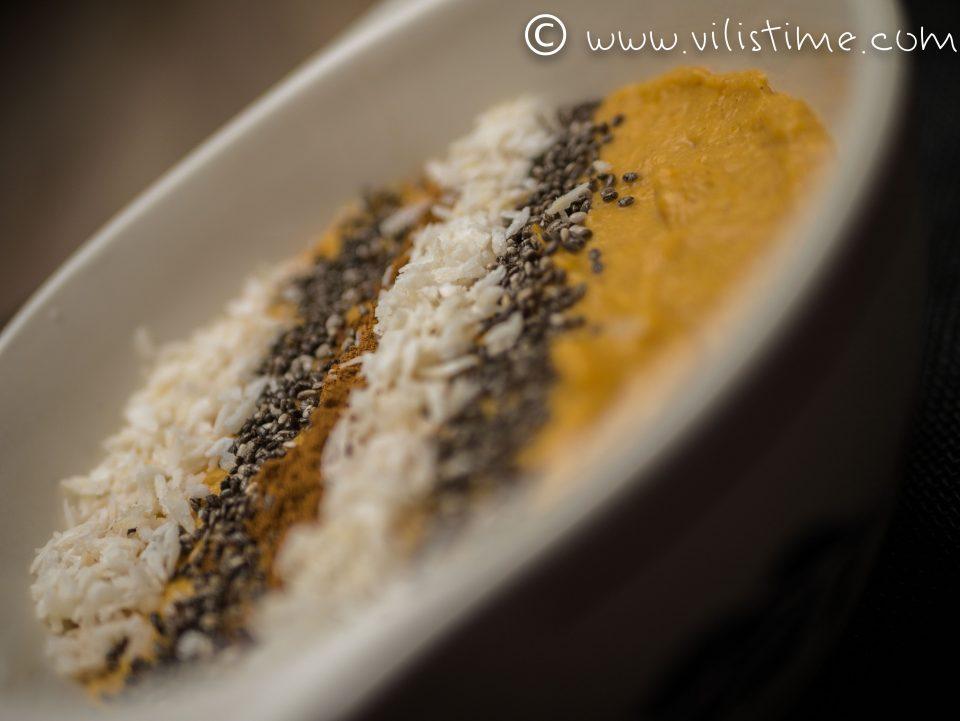 Най-бързият десерт от тиква без захар