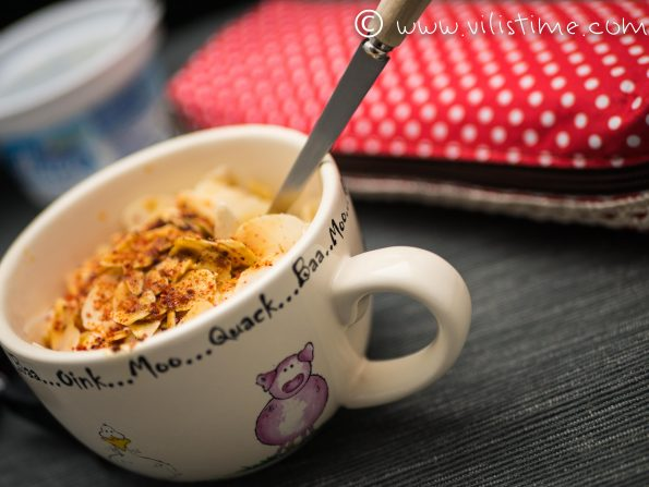 Нисковъглехидратна закуска за по-малко от 5 минути