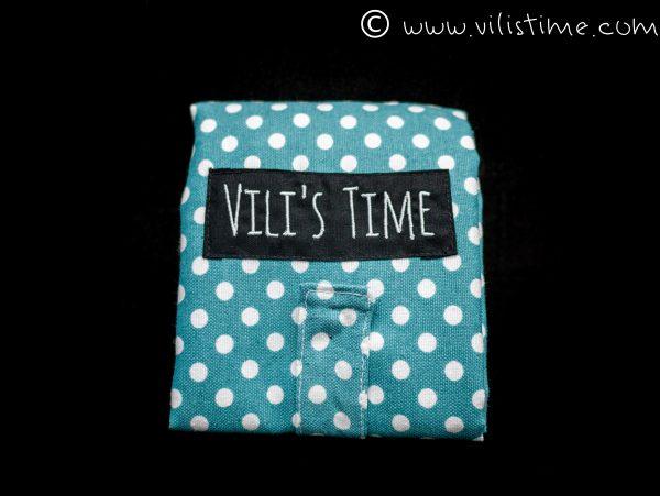 Сгъваема чанта за многократна употреба Vili's time