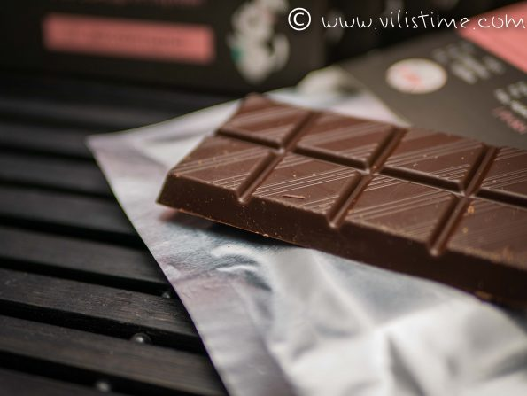 Истински шоколад от Vili's time (Кето, Веган)