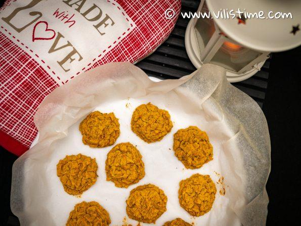 Домашни фалафели на фурна с чеснов сос