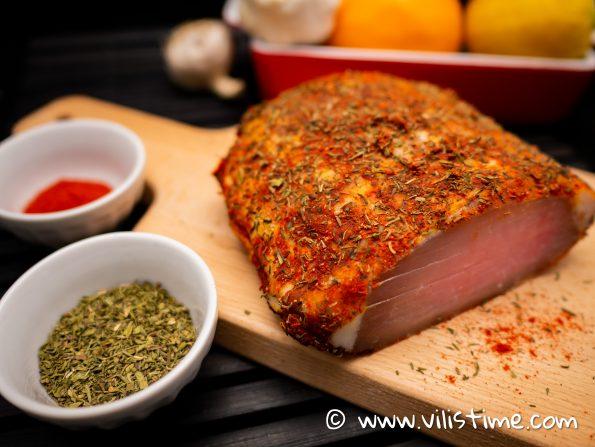 Домашно свинско филе по рецепта на Марги